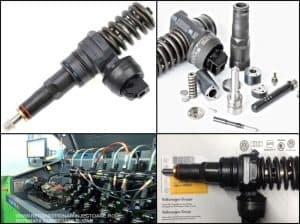 Reparatii Injectoare VW Golf IV, Vw Golf V Pompa Duza 1.9 TDI