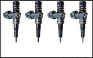 Reparatii injectoare pompa duza , COD 038130073BA, Audi, VW, Skoda, Seat, Ford, motor AWX, AVF - 130CP