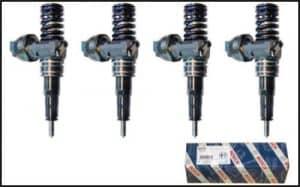 Reparatii injectoare pompa duza 2.0 TDI , COD - 038130073AS,  VW, motor BDK - 75CP
