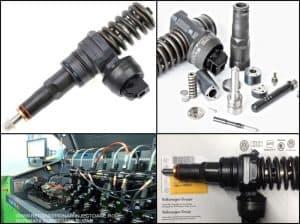 Reparatii injectoare VW Bora Pompa Duza 1.9 TDI