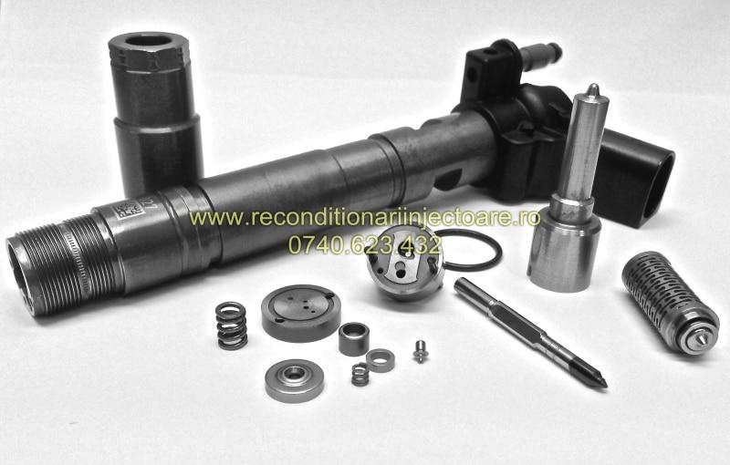 Reparatii Injectoare Audi A3, A4, A5, A6, A7, A8, Q5, Q7 Piezo