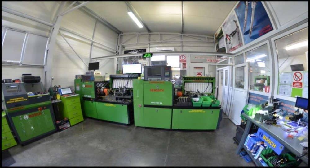 reparatii injectoare diesel