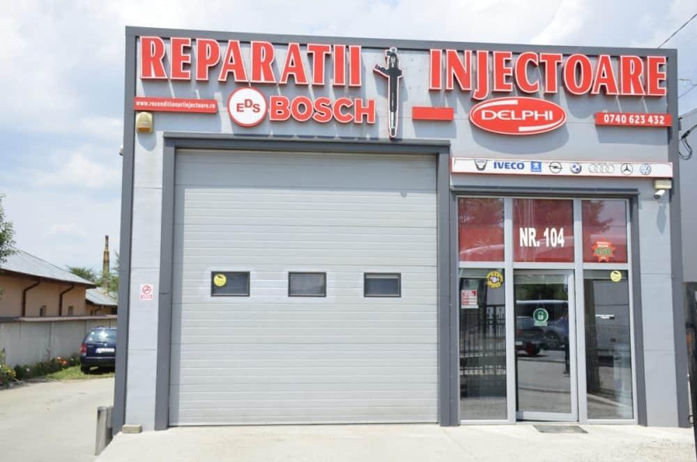 Reparatii injectoare Buzau - Contact