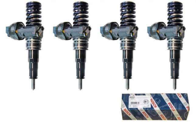 Injectoare Audi A4 B6 2.0 TDI