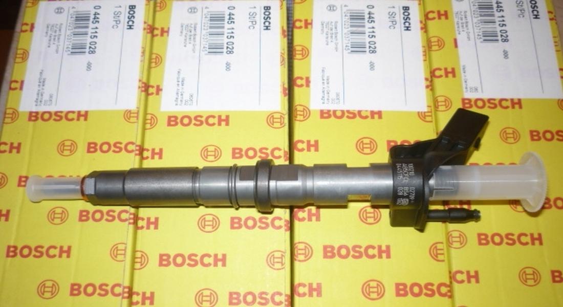 Reparatii injectoare Vw Crafter 2.5 TDI