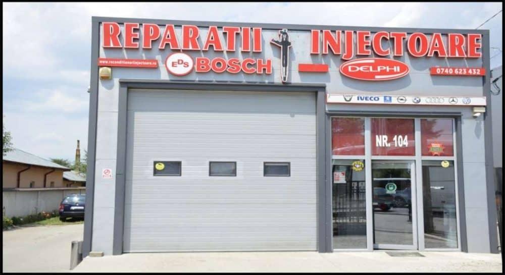 Reparatii injectoare - Bosch - Delphi - Piezo - Pompe Duze - Buzau