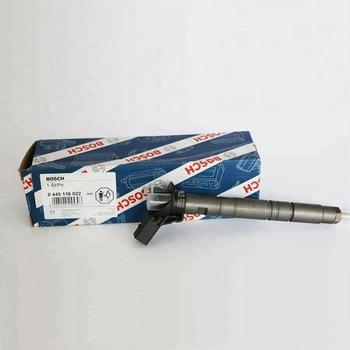 Injector 0445116023 - Audi A6, Audi A8 Piezo Bosch
