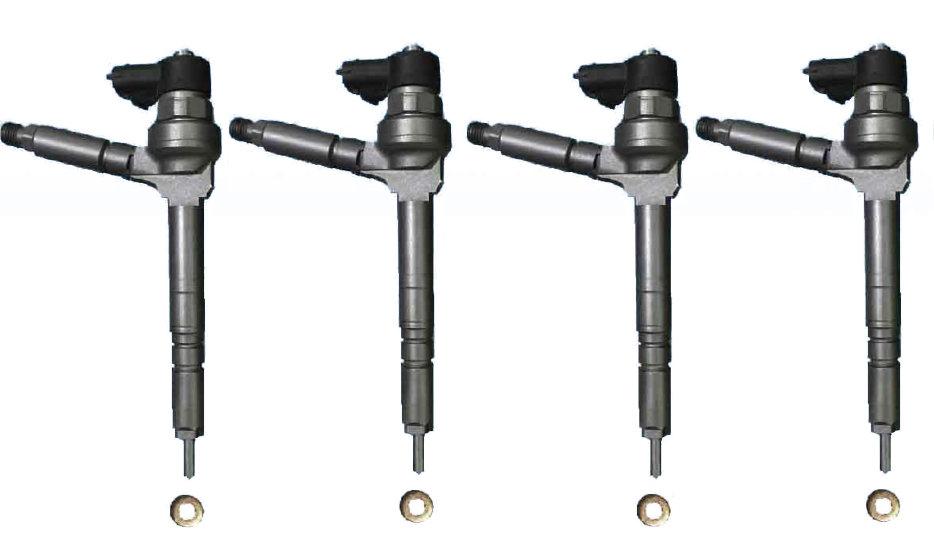 Injector 0445110089 - Opel Astra H 1.7 CDTI Bosch