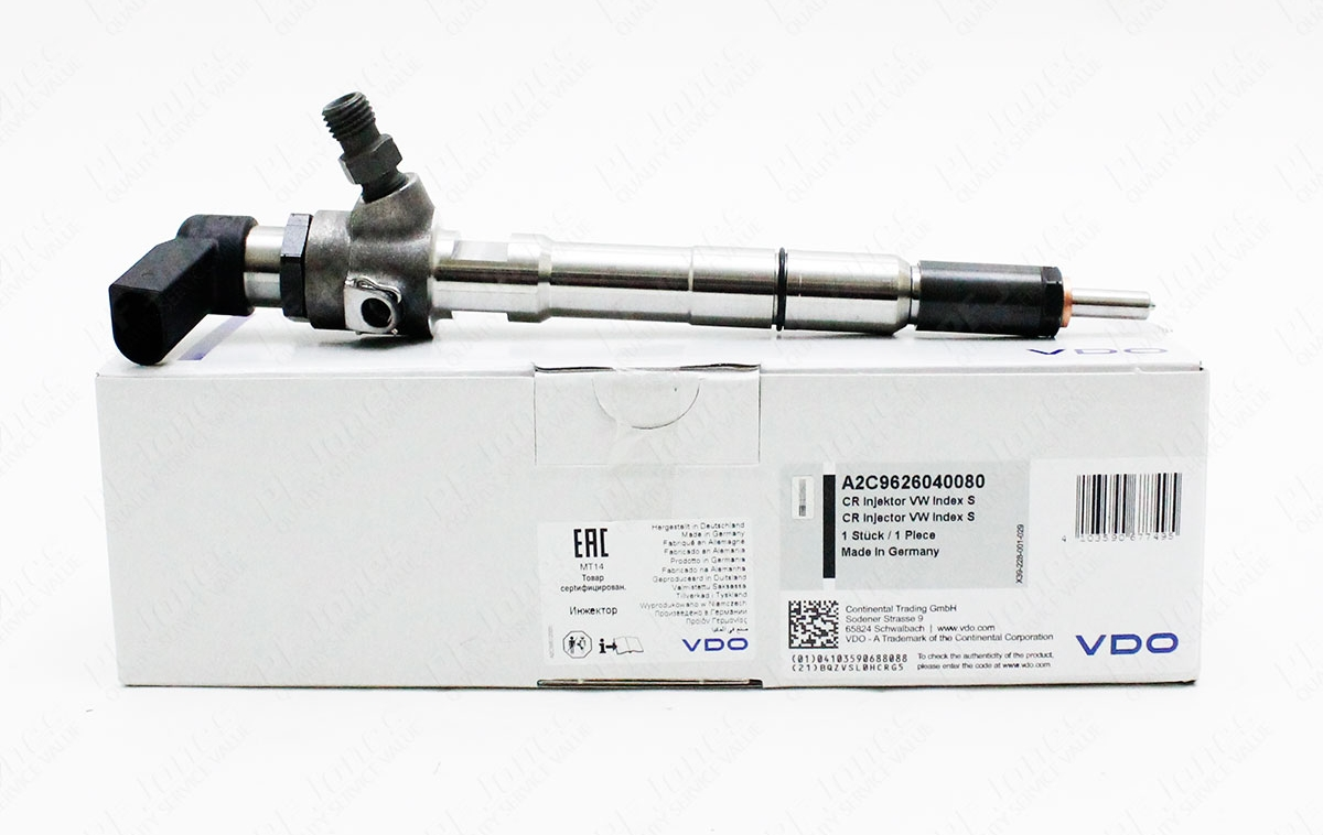Reparatii injectoare Siemens 1.6 TDI Vw, Audi, Skoda, Seat