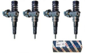 Injector Vw Seat Skoda Audi, Golf IV 1.9tdi 131cp cod 038130073AL, tip ARL 150cp