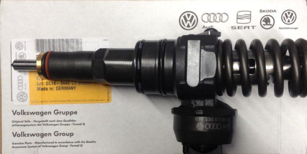 Injector VW Audi A4 B7 2.0 TDI 140 CP 038130073BJ / 0414720229