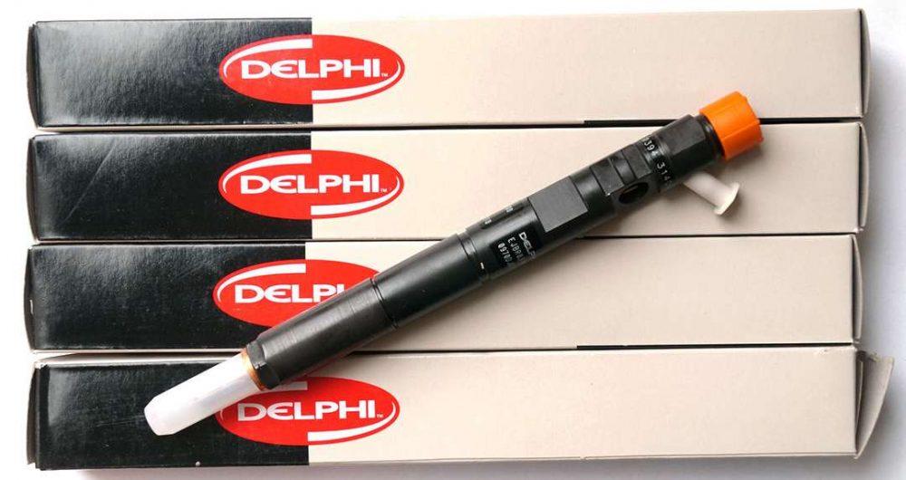 injector delphi
