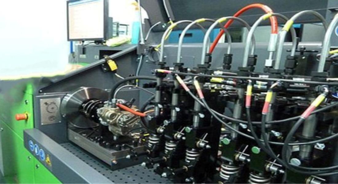banc testare injectoare pompa duza