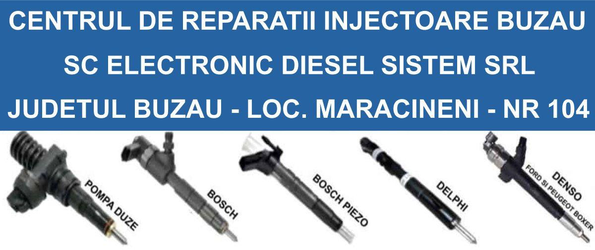 Reparatii Injectoare