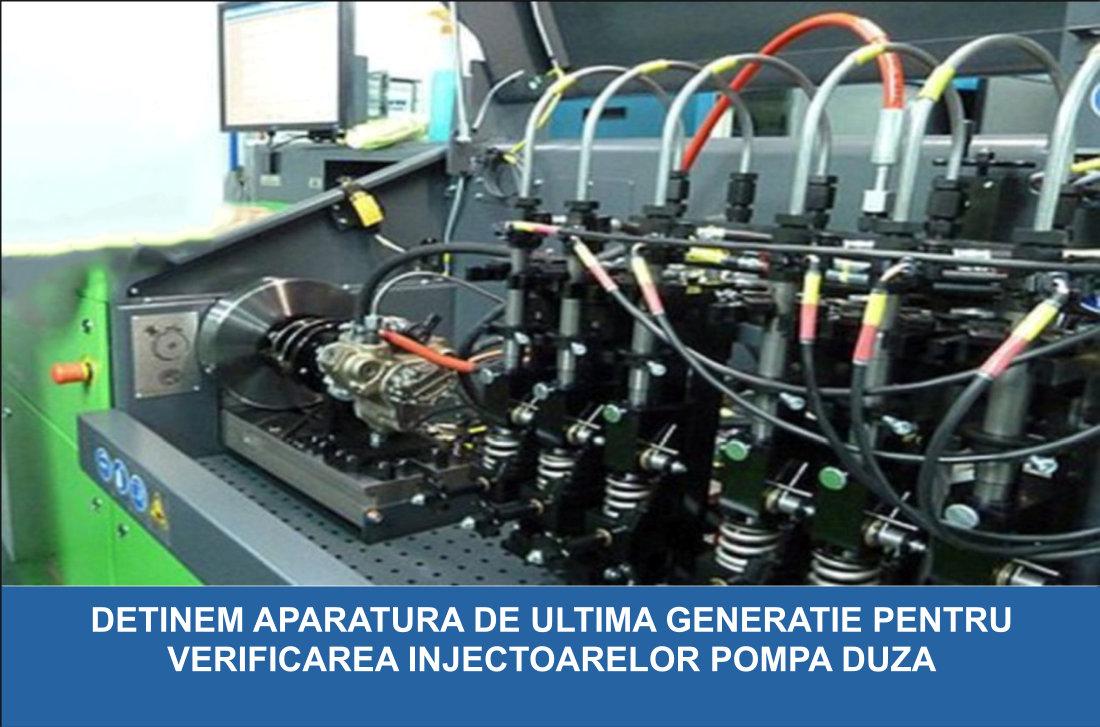 Injectoare Vw Golf IV 1.9 TDI - Service injectoare Buzau, Maracineni