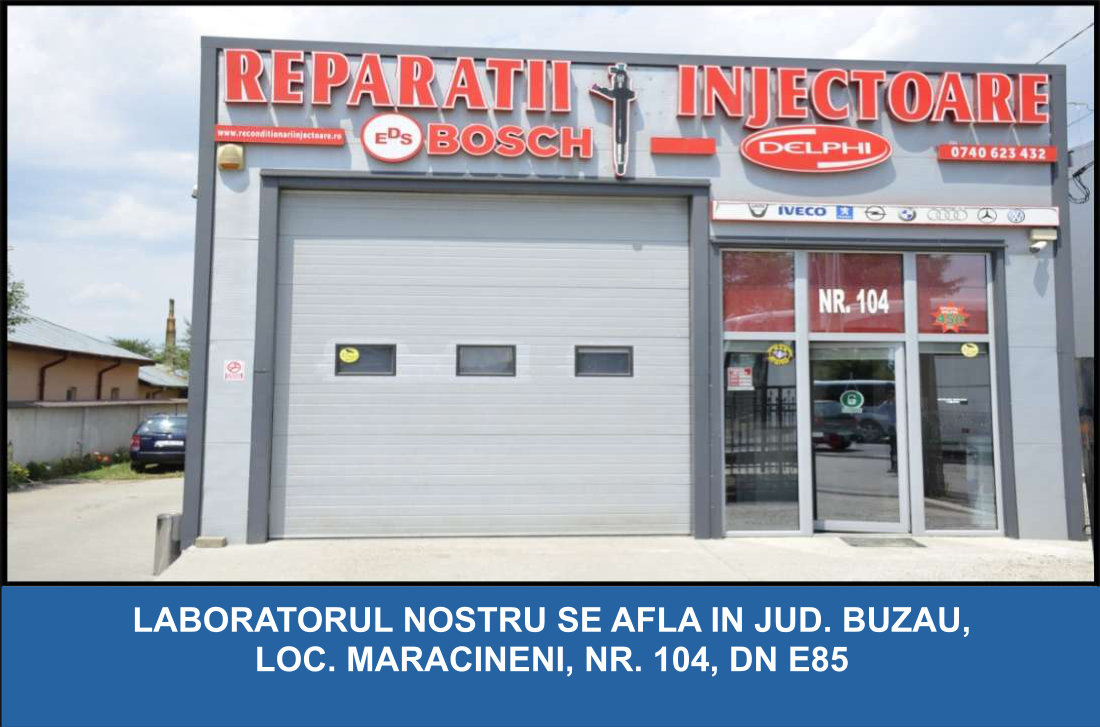 service reparatii injectoare bosch