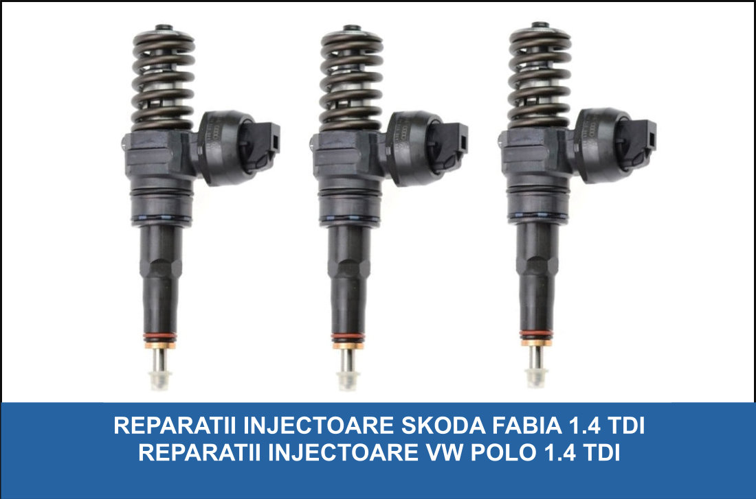 Injectoare Vw Polo 1.4 TDI | Reparatii injectoare Vw Polo 1.4 TDI