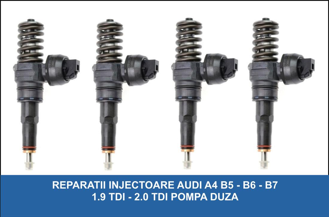 Injectoare 038130073BA Vw Passat 1.9 TDI 131CP AWX,AVF