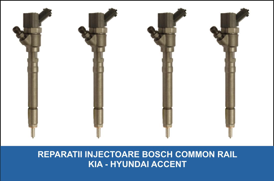 reparatii injectoare bosch hyundai, kia