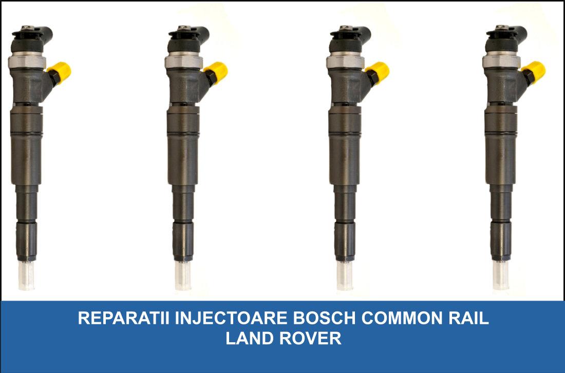 reparatii injectoare bosch land rover
