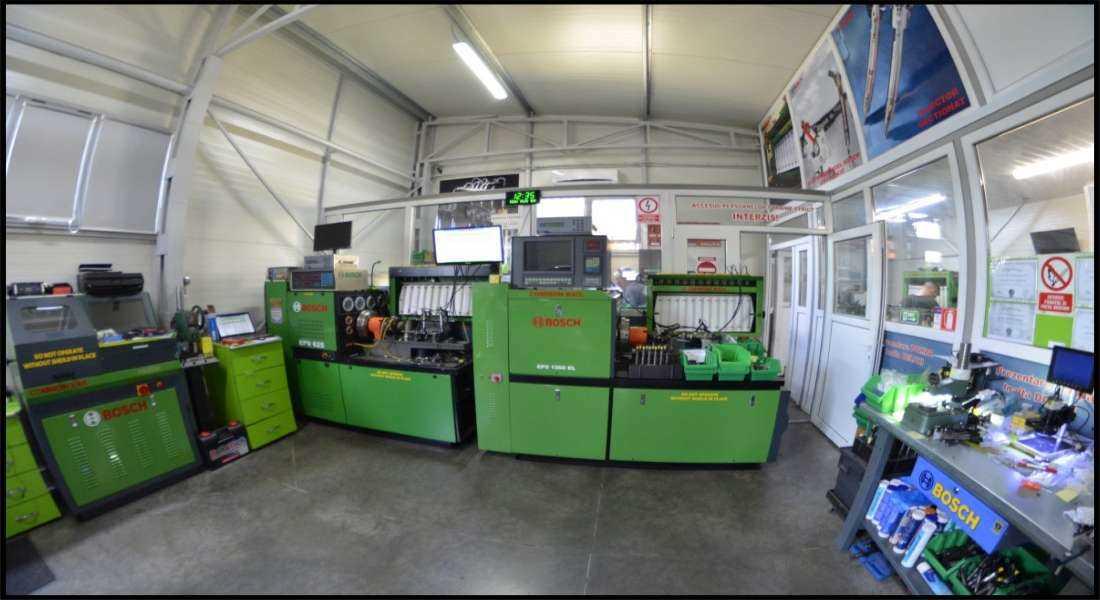 Reparatii injectoare Siemens si Continental VDO
