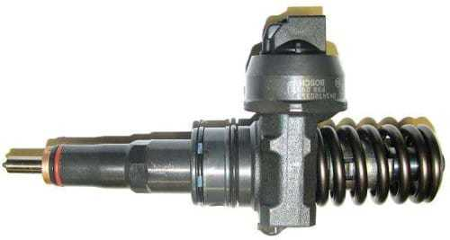 injector pompa duza