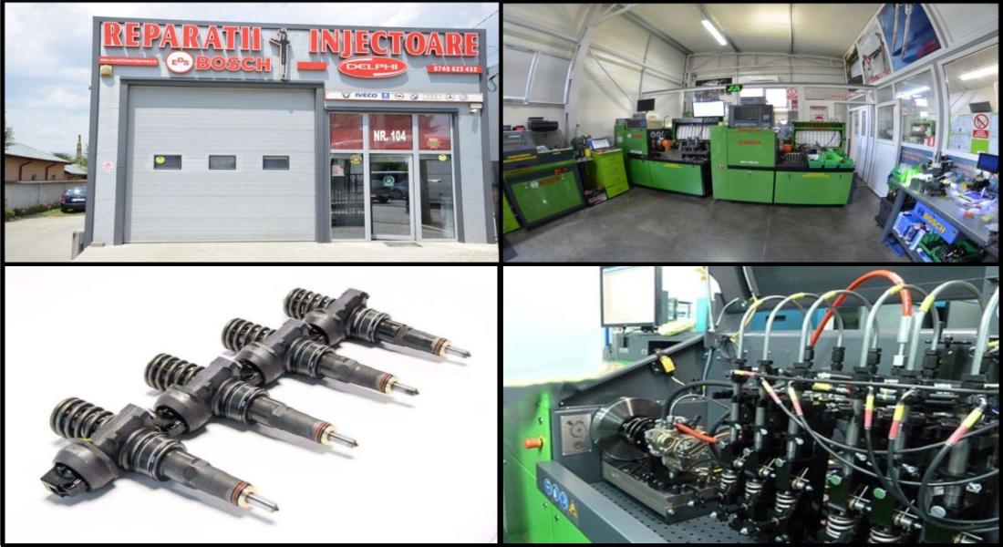 service injectoare - laborator reparatii injectoare - centru reparatii injectoare buzau , maracineni