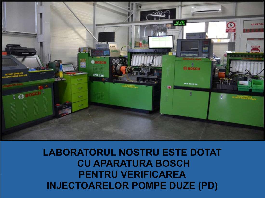 laborator injectoare pompe duze buzau