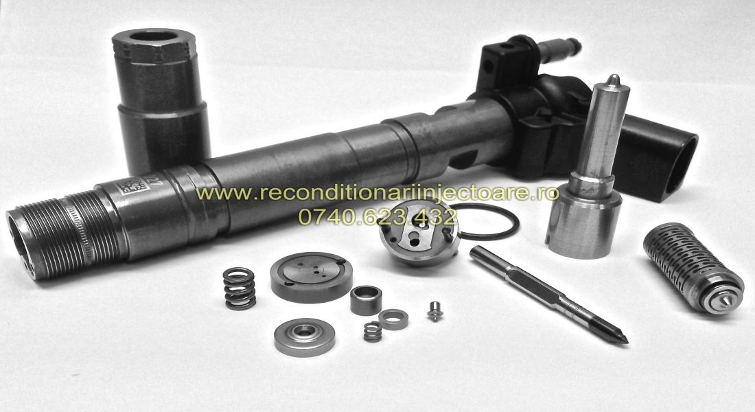 Injector 0445115035 - Audi 3.0 TDI Piezo Bosch